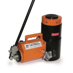cylinder spring return built-in pump MPI.A