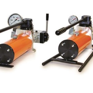 hand pump double-acting 2-speed BHR