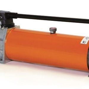 hand pump single-acting 2-speed BHI