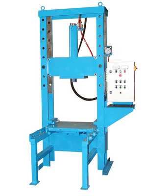 hydraulic press, specific press manufacturer
