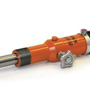 single-acting cylinder built-in pump return spring KLPS KLPI