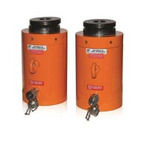 double-acting cylinder hydraulic return DE-S