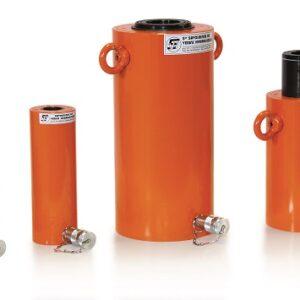 700 bar hydraulic cylinder hollow piston SC SCR DC