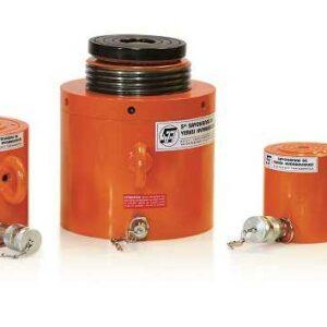 hydraulic cylinder low built-in piston return spring TB