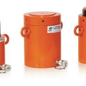 piston load return hydraulic cylinder SSB