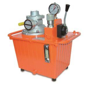 pneumatic motor hydraulic system PN.153