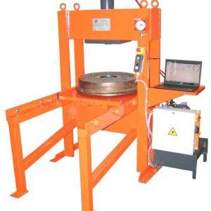 specific press PS, hydraulic press design