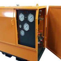 high pressure hydraulic system