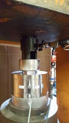 Hydraulic cylinder calibration