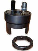 hydraulic cylinder chucking