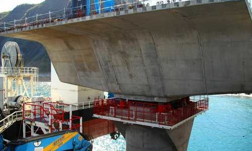 hydraulic cylinder civil engineering works