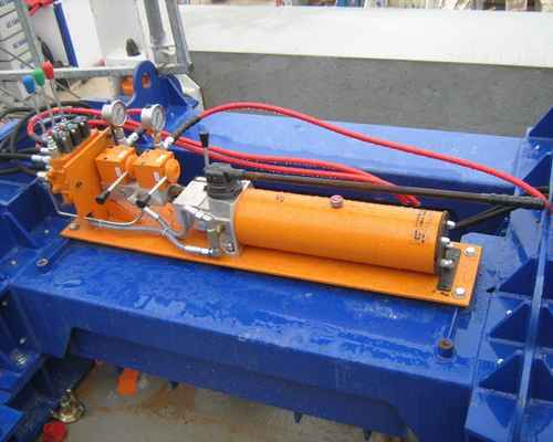 Civil engineering equipment design, hydraulic equipment manufacturing