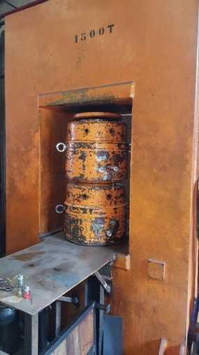 hydraulic cylinder inspection