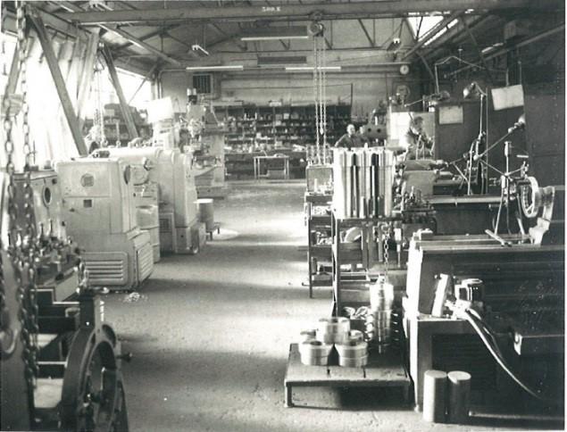 hydraulic cylinder manufacturer