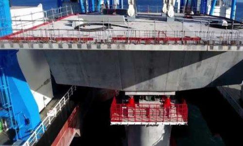 hydraulic cylinder road construction