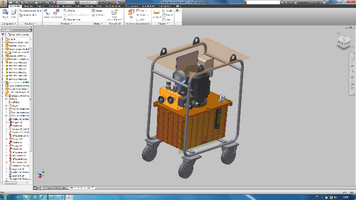 hydraulic equipment design
