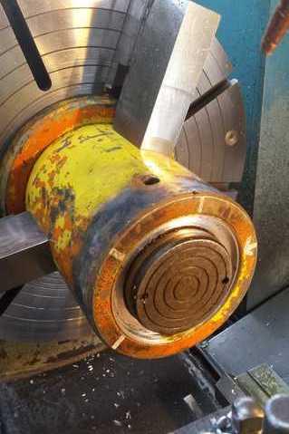 hydraulic equipment repairs
