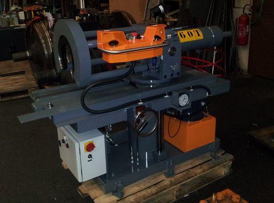 hydraulic press railways sector