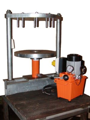 hydraulic press retrofit