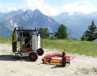 hydraulic tools chair lift