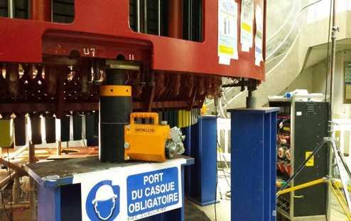 lifting hydraulique system