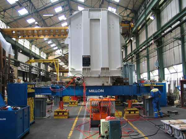 synchronous lifting system, hydraulilc cylinder for synchronous lifting