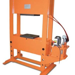 Hydraulic press and tools