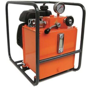 Hydraulic system dual speed combustion engine THB.13