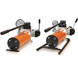 Pompe à main double-effet 2 vitesse BHR