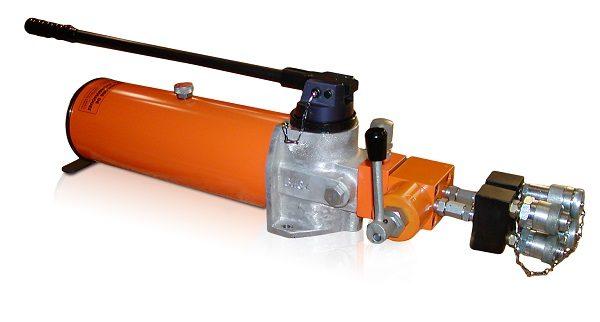 Pompe à main double effet différentiel BHC