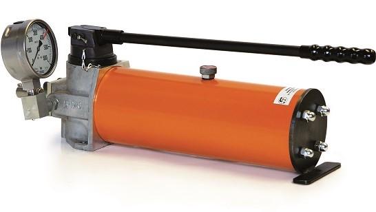 Pompe 2 vitesses – Simple effet – 700/1500 bars (BHI)