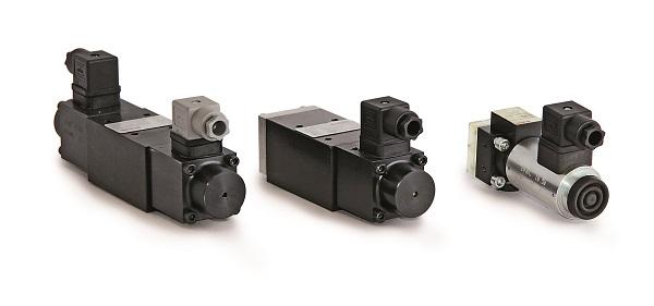 Distributeur électrodistributeur 700 bar WV700