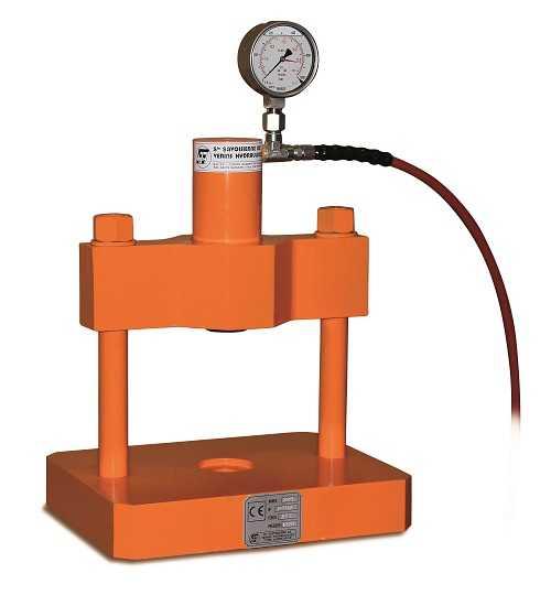 Presse colonnes PKPS, presse hydraulique d'atelier