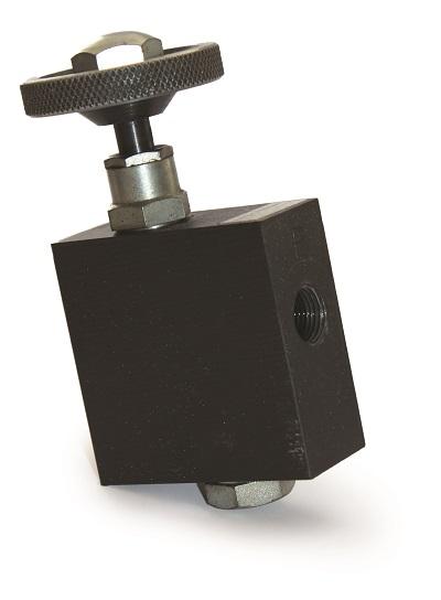 Vannes hydrauliques, clapet de freinage, valve de sécurité