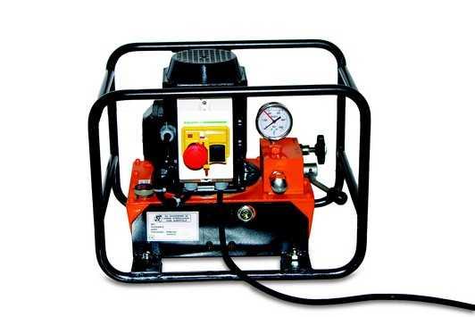 Centrale hydraulique 700 bar 1 débit E.8-700