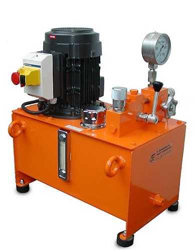 Centrale hydraulique 700 bar 3kw EB30