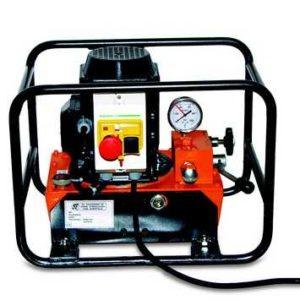 Centrale hydraulique 700 bar à débit constant E.8