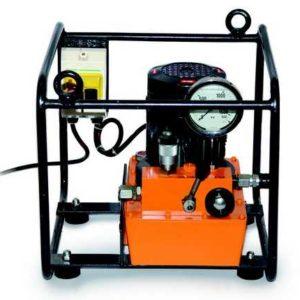 Centrale hydraulique à moteur électrique à débit constant EHP.8