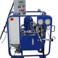 centrale hydraulique spécifique 700 bars
