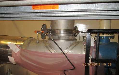 écarteur de bride hydraulique