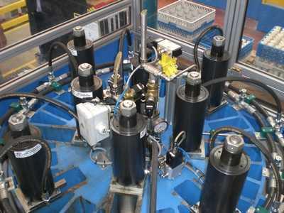 vérins hydrauliques pour l'industrie