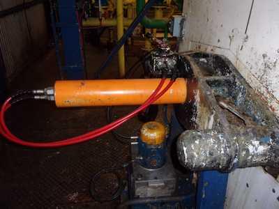 fabrication de matériels hydrauliques pour l'industrie