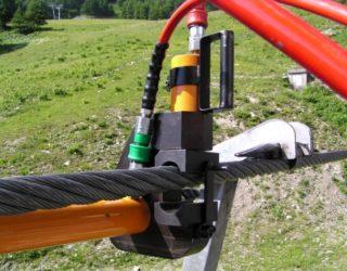 outillage hydraulique pour remontées mécaniques