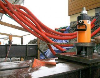 fabrication de vérins hydrauliques, remontées mécaniques