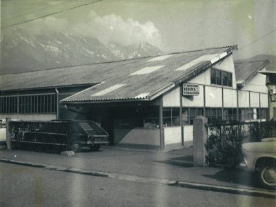 SSVH Savoie Rhône-Alpes vérin hydraulique